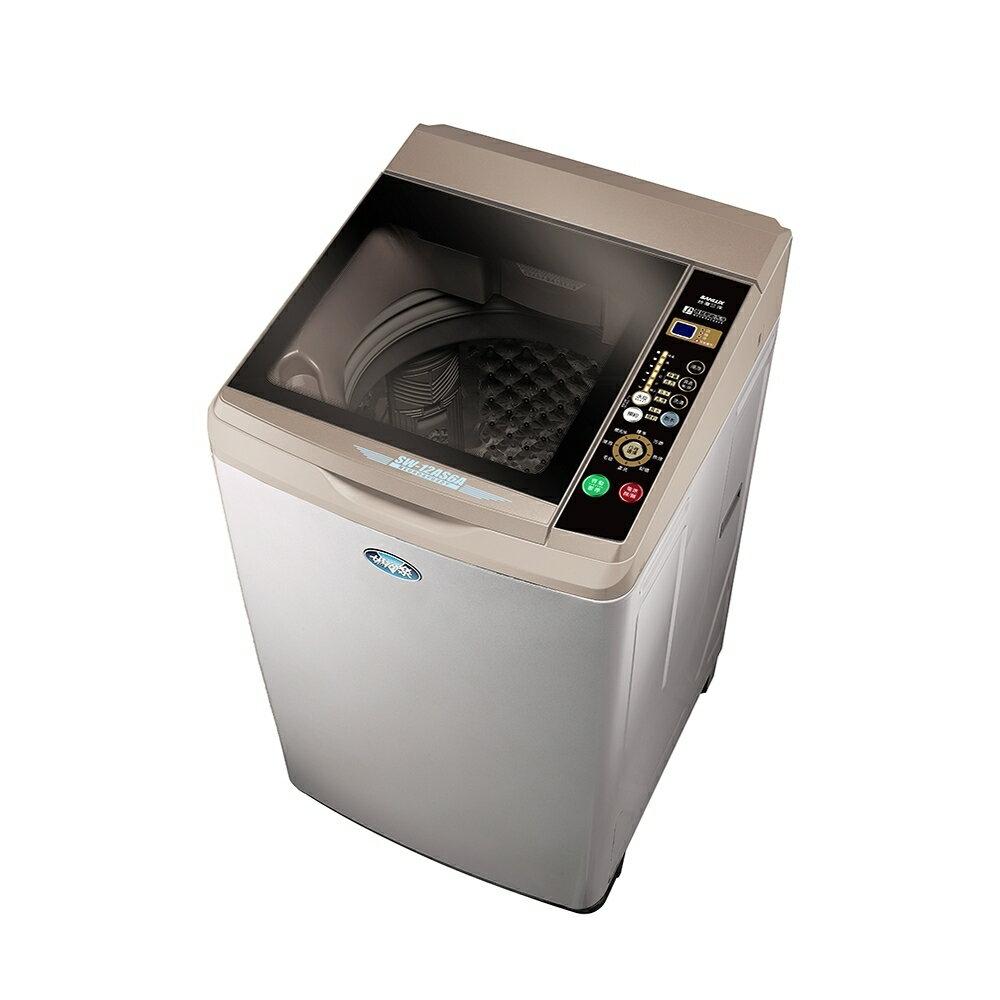 台灣三洋 SANLUX 12公斤單槽洗衣機 SW-12AS6A