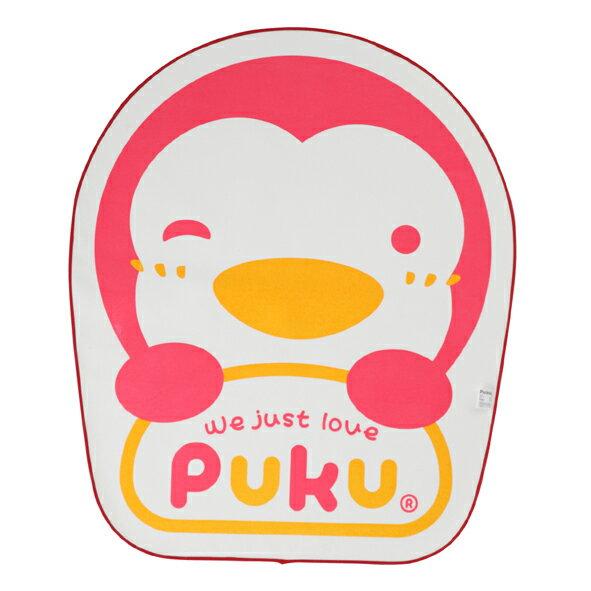 『121婦嬰用品館』PUKU 造型嬰幼兒防濕墊68×80cm - 粉 0