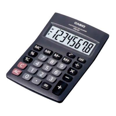 卡西歐CASIO國家考試桌上型計算機MW-8V8位元【KO01002】i-Style居家生活