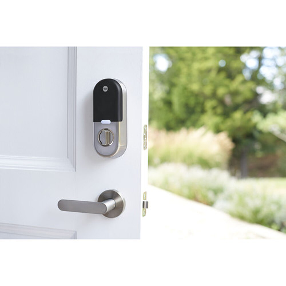 Nest x Yale Lock with Nest Connect Oil Rubbed Bronze with Deluxe Security Bundle 7