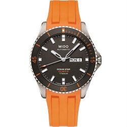 Mido 美度錶 M0264304706100 Ocean Star夜光防水腕錶 /42.5mm