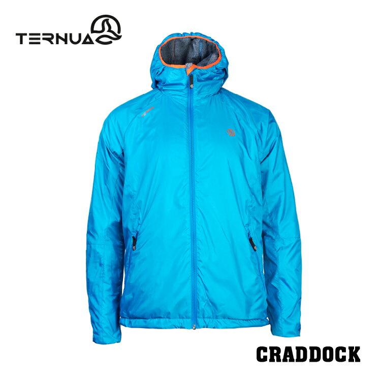 【西班牙TERNUA】男輕量透氣Pertex保暖外套1642660 / 城市綠洲(防潑水、透氣)