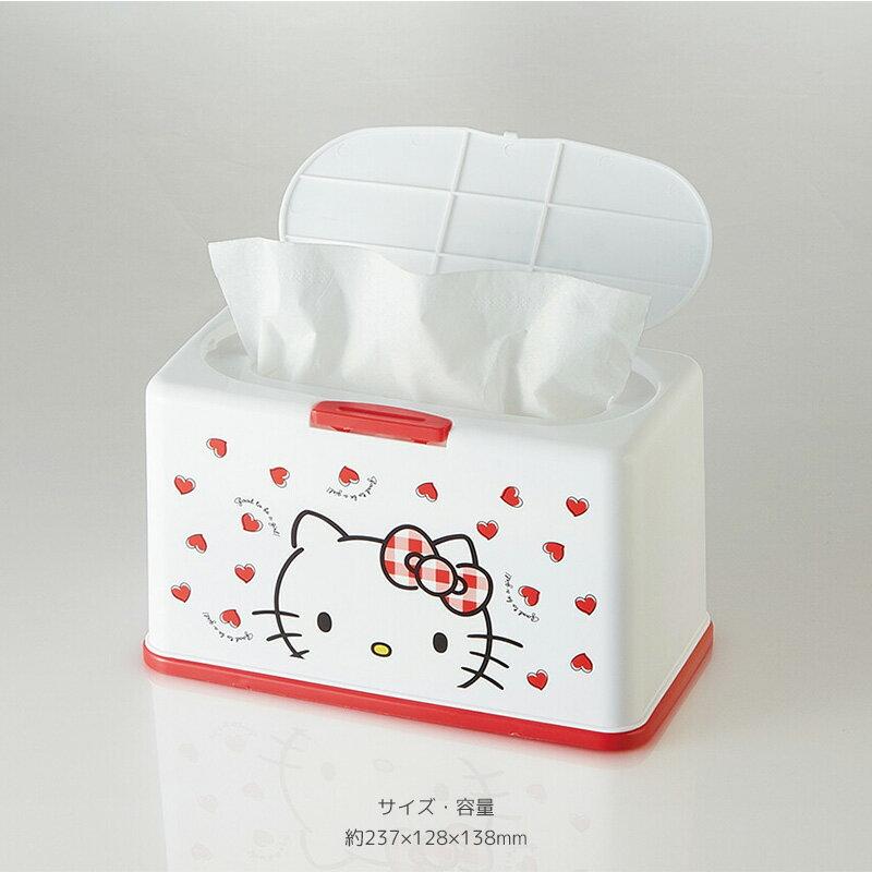 Hello Kitty 面紙盒,面紙盒/面紙套/衛生紙盒/衛生紙套/紙巾盒/收納盒,X射線【C473548】