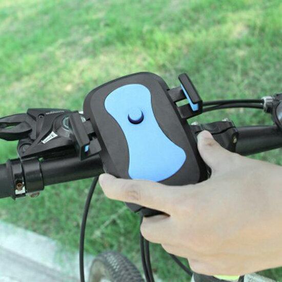 ●MYCOLOR●自行車360度旋轉手機架固定架單車配件騎行裝備電動摩托車【P483】