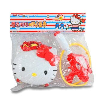 Hello Kitty背包水槍/ KT / 夏日戲水/ 水槍/ 可愛卡通/ 伯寶行