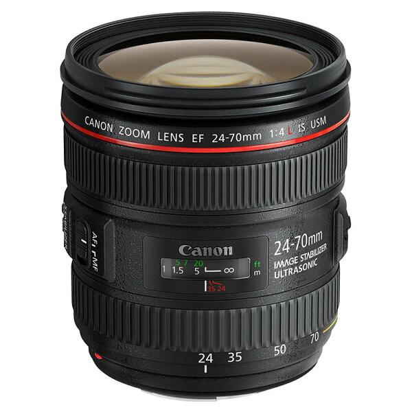 ◎相機專家◎CanonEF24-70mmF4LISUSM彩虹公司貨全新彩盒裝