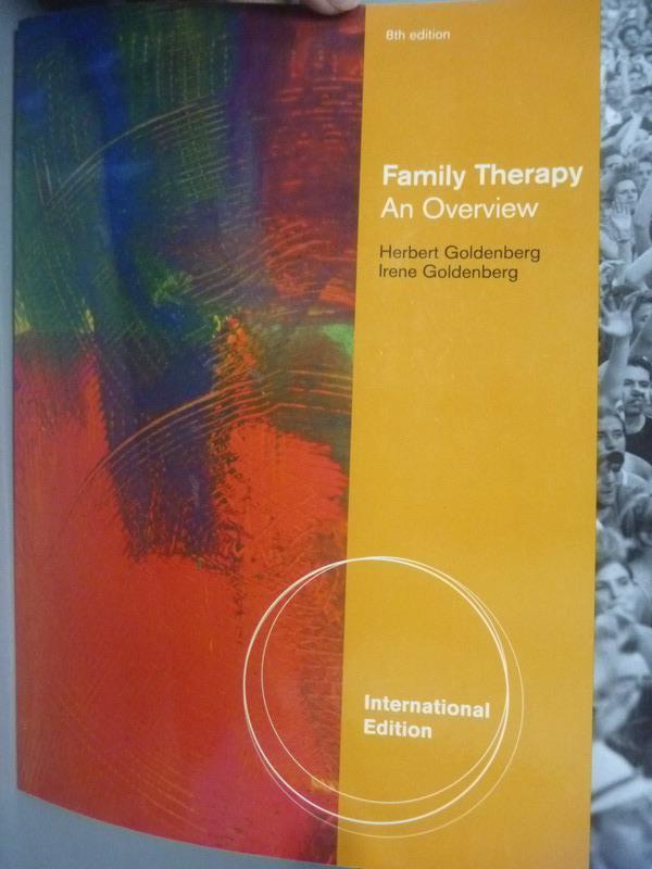 ~書寶 書T1/大學理工醫_ZBL~Family Therapy: An Overview