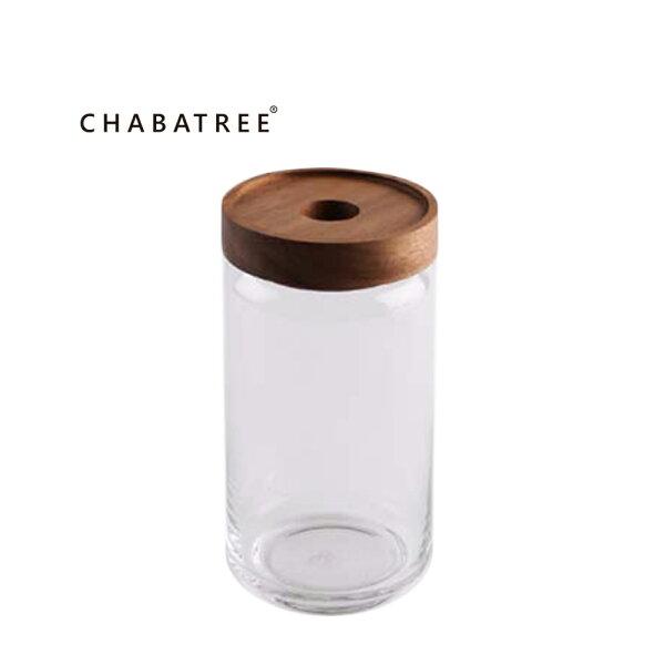 泰國Chabatree1000ml玻璃密封罐