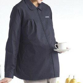 六甲村 - 健康防護娃娃長袖外套 (寧靜藍) 0