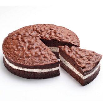 比利時巧克力的浪漫滋味  牛奶 4盒超值特惠組(8吋)【艾立精緻蛋糕】