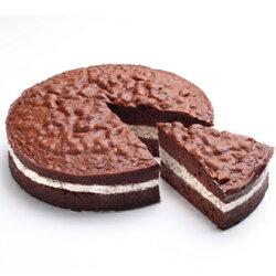 比利時巧克力的浪漫滋味 牛奶72%古典巧克力蛋糕(8吋/ 單盒)【艾立精緻蛋糕】