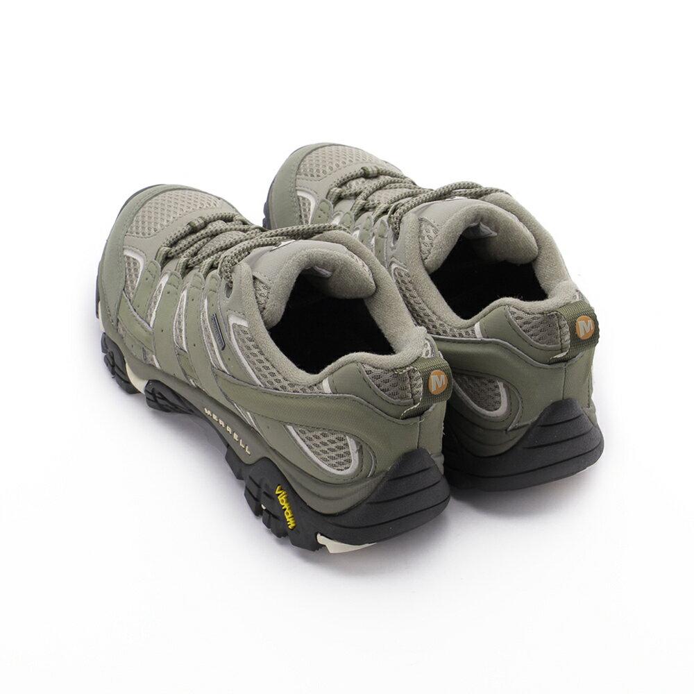 MERRELL MOAB 2 GORE-TEX 戶外多功能鞋防水鞋 淺橄欖綠 ML12130 女鞋 登山鞋 / 戶外運動鞋 2