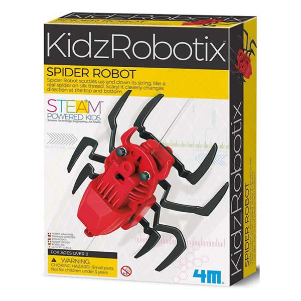 【4M科學探索】機械蜘蛛SpiderRobot