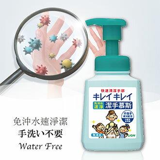 Rela 日樂:Disinfectant【MadeinJapan】KireiKireiMedicatedFoamingHandSanitizer250mlLION日本獅王
