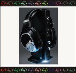 弘達影音多媒體 聲海SENNHEISER RS195 旗艦無線耳機組 宙宣公司貨 rs220