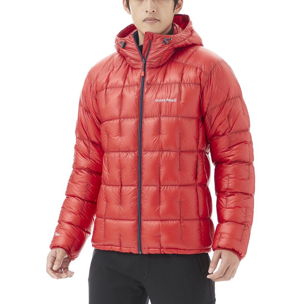 【鄉野情戶外用品店】 mont-bell |日本| Light Alpine 輕量連帽羽絨外套 男款/經典款/1101528 【羽絨填充1000FP】