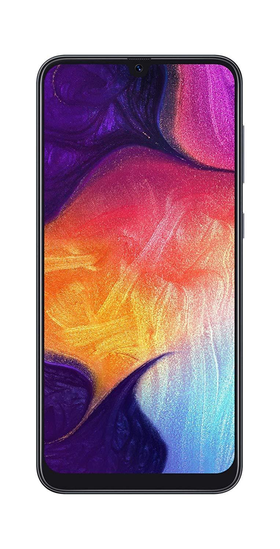 Bluehaze: Samsung Galaxy A50 64GB 4GB RAM 4G LTE Single SIM