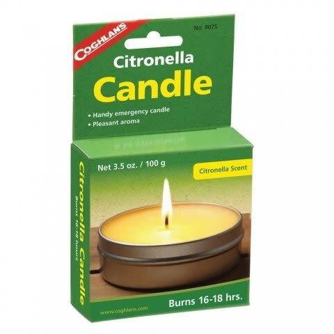 COGHLANS 香茅蠟燭 CITRONELLA CANDLE / BU-9075
