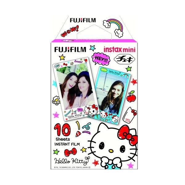 【真愛日本】16042700015拍立得相片10入-塗鴉  三麗鷗 Hello Kitty 凱蒂貓   相機周邊 正品 預購