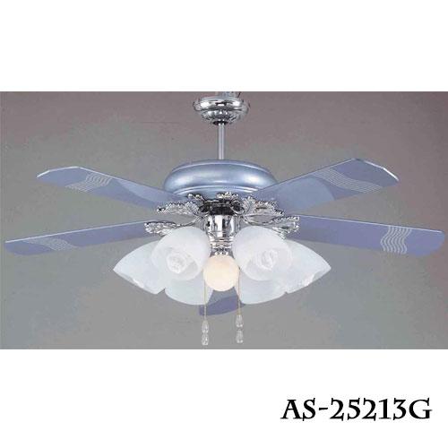 傳統系列★52吋吊扇燈風扇燈海水藍光源另計★永光照明AS-25213+AS-25214