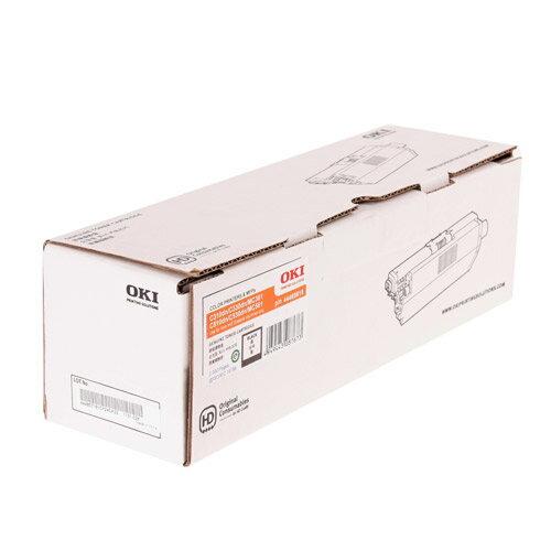 非印不可:OKI原廠碳粉匣C86008800黑色(6K)