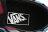 VANS Classic Slip-On 休閒鞋 黑紅 男女款 62010817 no453 2