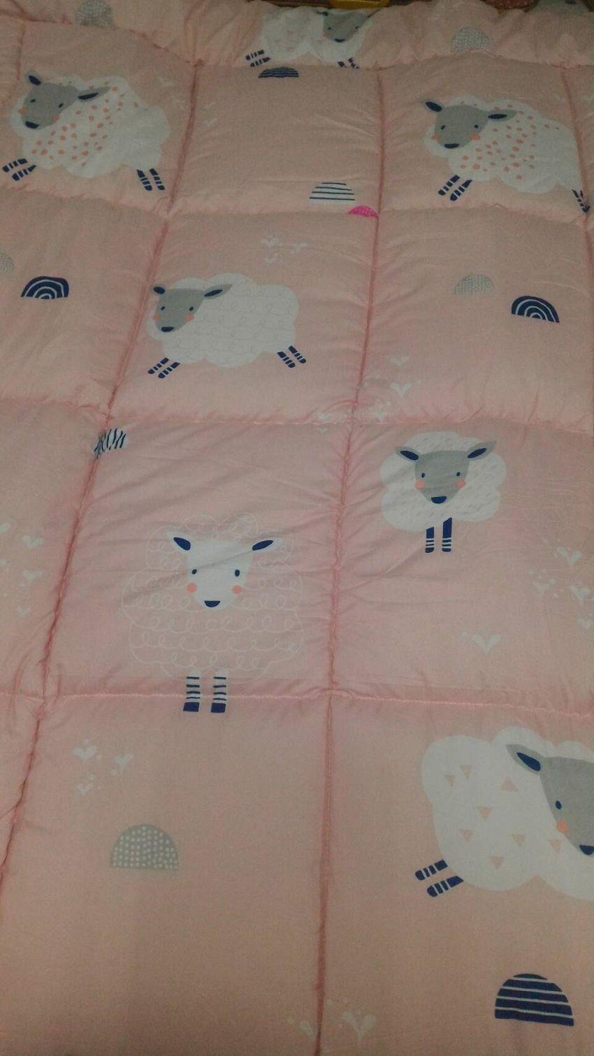 [床工坊](買一送一)-冬季限定版-珍珠絨暖暖被----不挑花售完為止 5