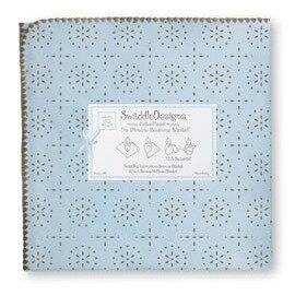 美國【Swaddle Designs】頂級多用途嬰兒包巾 (花火粉藍) - 限時優惠好康折扣