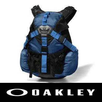 萬特戶外運動OAKLEY ICON PACK 3.0經典三叉後背包 防水 可放筆電 寶藍 全新原廠 92075-67S