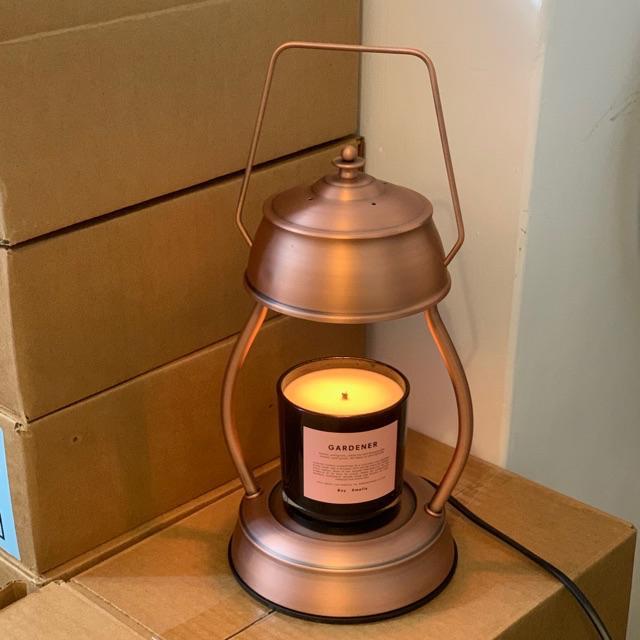 [現貨不用等!] 復古款✨ 香氛蠟燭專用 融蠟燈 暖燭燈 蠟燭燈 蠟燭暖燈 復古融蠟燈 (送2顆燈泡)