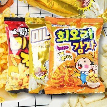 韓國 GP馬鈴薯餅乾/薯條 30g【櫻桃飾品】【27786】