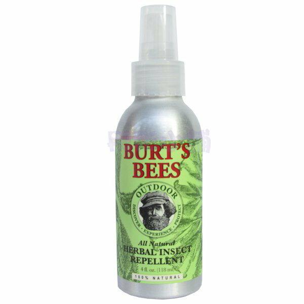 【彤彤小舖】Burt s Bees 檸檬草防蚊液 4oz / 115ml 美國購入每位限購2瓶
