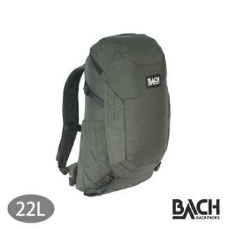 BACH Shield 22 登山健行背包(22L) / 城市綠洲 (登山包、後背包、巴哈包、愛爾蘭品牌)