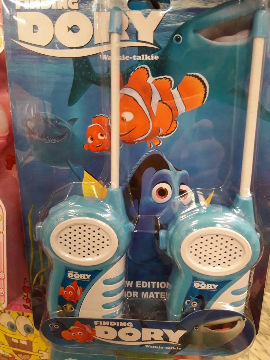 海底總動員 兒童無線電/無線電對講機/無線電呼叫器/兒童對講機