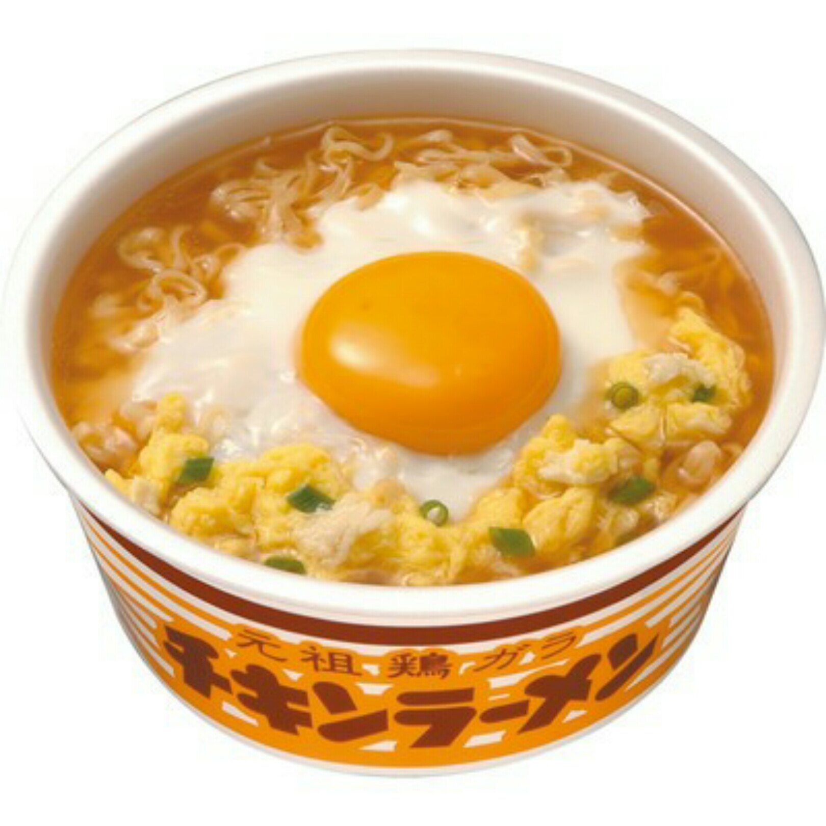 有樂町進口食品 日本旅遊必敗 暢銷經典NO.1 日清元祖雞碗麵 4902105002605