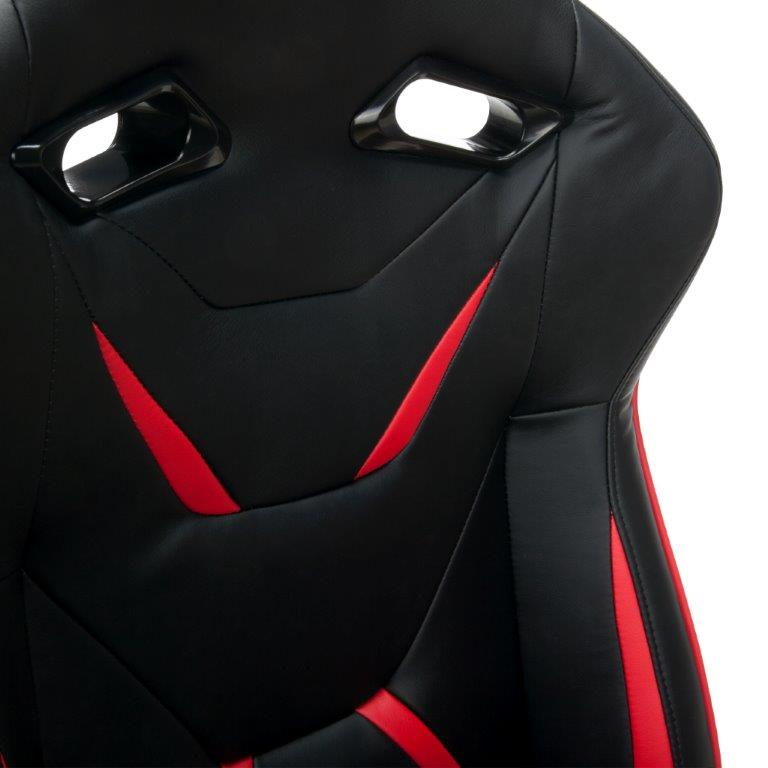 RESPAWN Racing Style Gaming Chair - Reclining Ergonomic Leather Chair, Office or Gaming Chair (RSP-120) 4