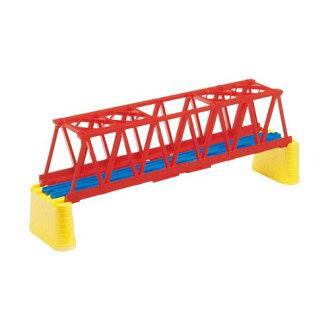 【 TOMY 】NJ-04 新紅色大鐵橋