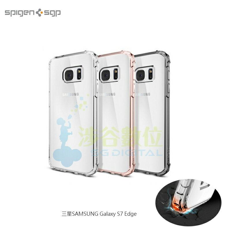 韓國原裝 Spigen SGP 三星SAMSUNG S7 /S7 Edge Crystal Shell 保護殼