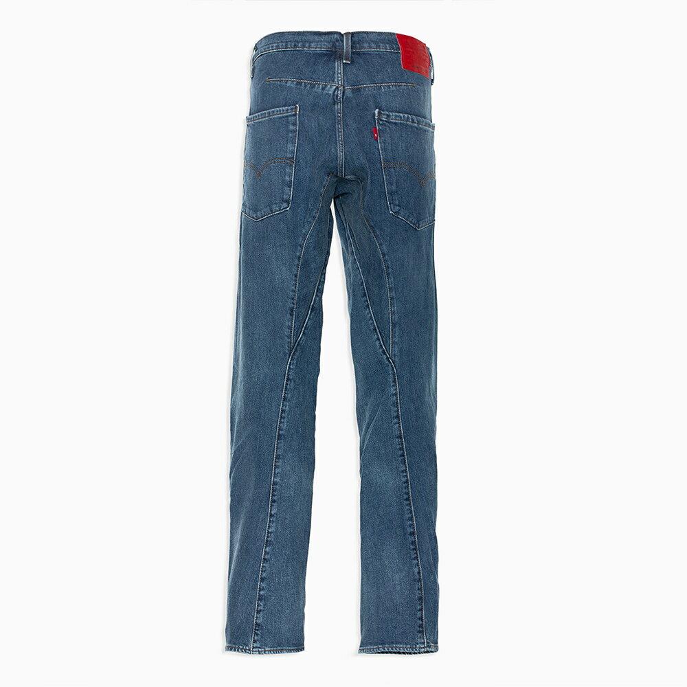 Levis 男款 上寬下窄  /  541低腰寬鬆牛仔褲  /  LEJ 3D褲  /  復古水洗 6