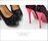 格子舖*【KFC369-5】韓版雕花簍空絨布 修長比例 防水台14CM細跟魚口露趾高跟鞋 2色 2