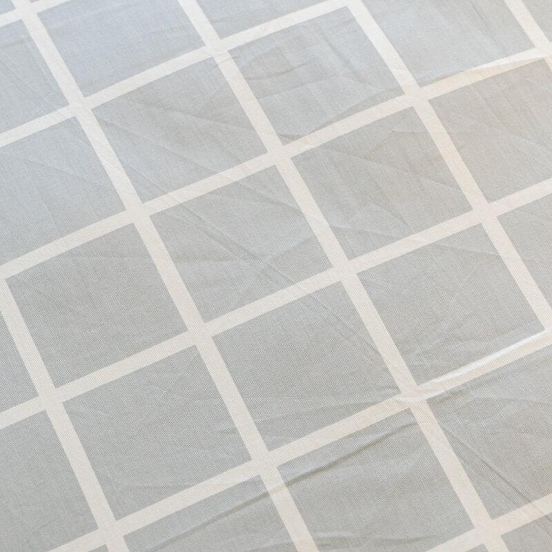 《限時免運》經典韓系歐巴格紋 單 / 雙 / 加大 / kingsize 組合賣場 100%復古純棉 台灣製 床包 / 寢具 / 兩用被 3