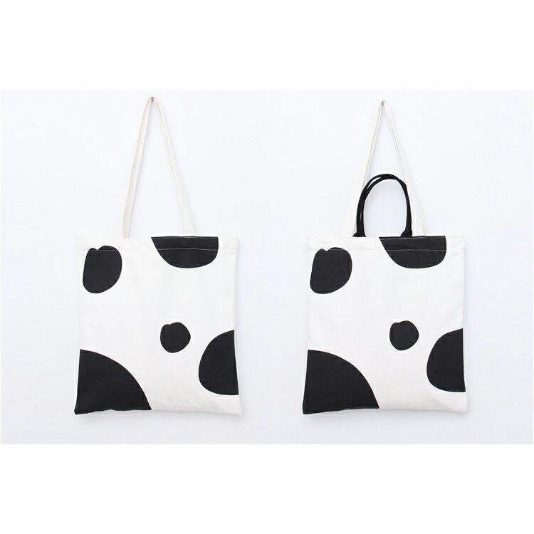 手提包 手提包 帆布袋 手提袋 環保購物袋--手提/單肩【SPE12】 BOBI  10/06 1