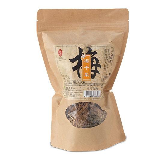 里仁乾庄梅干菜(吳秀乾) 120g*2包 備貨時間需4-7天