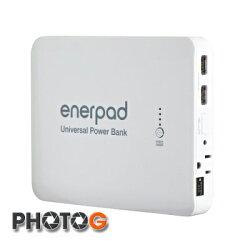 【預購】enerpad AC27K AC27 ac27 攜帶式直流電 / 交流電行動電源 隨身充  ( AC24 升級版 適用 Notebook、iPhone、iPad、HTC、GALAXY、Smart Phone、MP4、PSP )