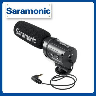 photoG:Saramonic楓笛SR-3雙XLR指向性電容麥克風(劉氏公司貨)