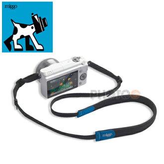 Miggo Padded Camera Strap 相機背帶 攝影背帶 附 三角環 兼容 微單 及類單 ( 總代理 湧蓮公司)