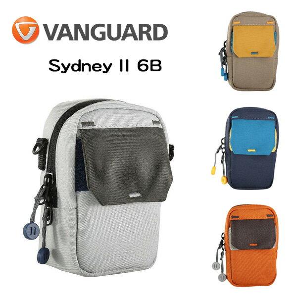 Vanguard 精嘉 Sydney II 6B 相機包 傻瓜相機包(公司貨)