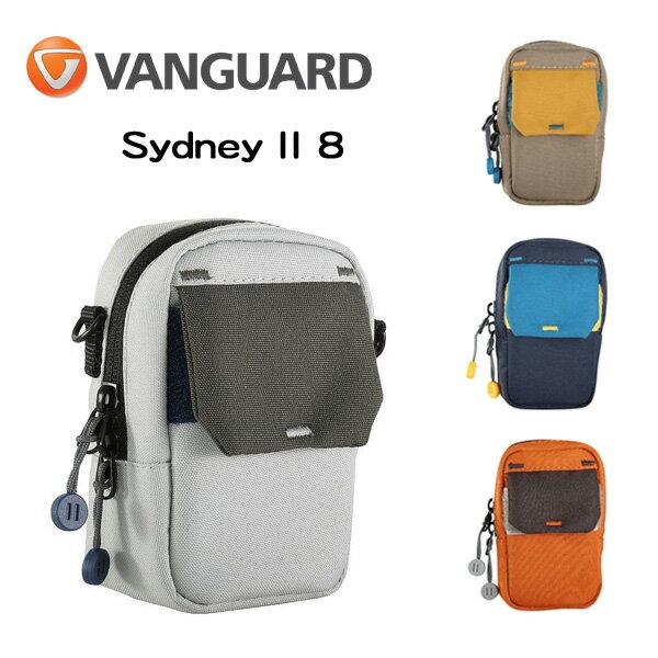Vanguard 精嘉 Sydney II 8 相機包(公司貨)