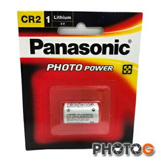 panasonic 國際牌 CR2 鋰離電池 拍立得用 (非可充電式;mini25 ; mini50)