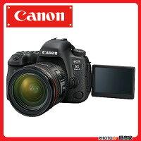 Canon數位單眼相機推薦到【送64G+清潔組+保護貼】CANON  EOS 6D MarkII 6d 2代 24-70mm f4/L  kit 組  6d2 (公司貨)就在photoG推薦Canon數位單眼相機